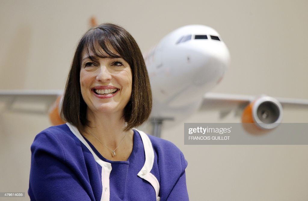 FRANCE-AIRBUS-EASYJET : News Photo