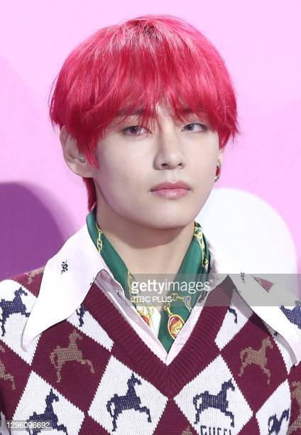 Of BTS attends the 2018 Melon Music Awards at Gocheok Sky Dome on December 01, 2018 in Seoul, South Korea.