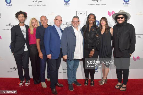 CFO of Capitol Music Group Geoff Harris General Manager of Caroline Jacqueline Saturn President of Capitol Music Group Ashley Newton Chairman and CEO...