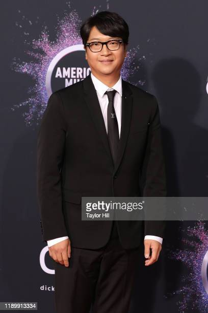 of CEO of Big Hit Entertainment Lenzo Yoon attends the 2019 American Music Awards at Microsoft Theater on November 24 2019 in Los Angeles California