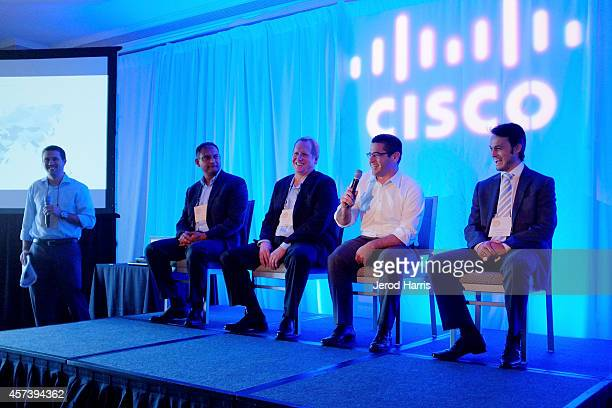 CEO of ConnectHQ Ian Swanson Vice President of CISCO Systems Pankaj Srivastava Director of CISCO Services Peter Mason Director of Global Product...