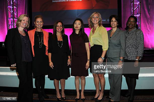 VP of Content Aquisition for Cox Communincations Kathy Payne President and General Manager of WE tv Kim Martin President and CEO WICT Maria Brennan...