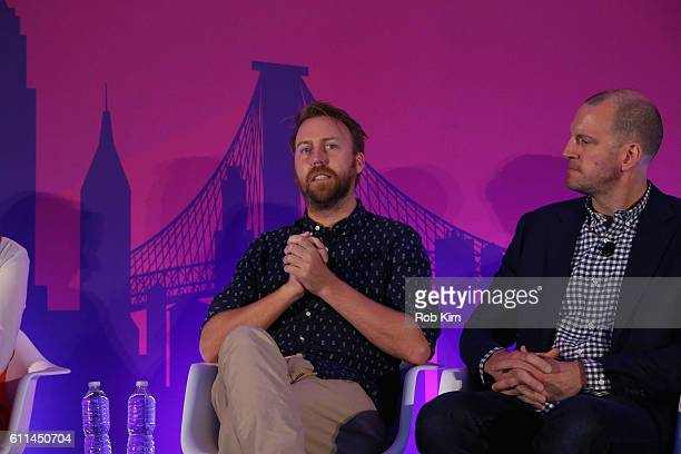 SVP of Creative Innovation Smoke Bomb Jay Bennett and Chief Creative Officer Initiative Society Nick Childs speak on the It's All About the Story...