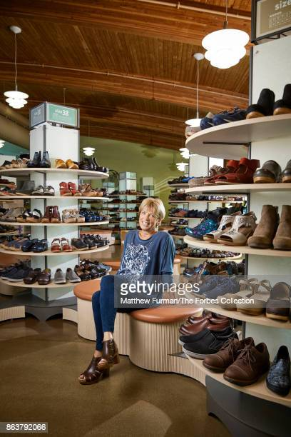 CEO of Dansko Mandy Cabot is photographed for Forbes Magazine on April 6 2017 in Pennsylvania PUBLISHED IMAGE CREDIT MUST READ Matthew Furman/The...