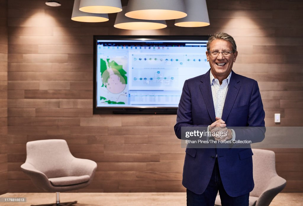 Dean Stoecker, Forbes, September 30, 2019 : News Photo