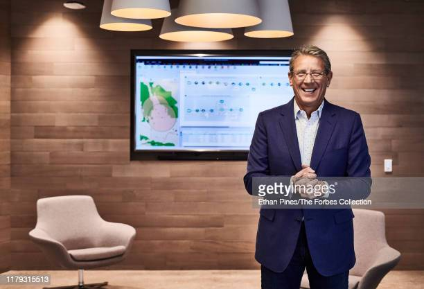 CEO of data firm Alteryx Dean Stoecker is photographed for Forbes Magazine on August 21 2019 in Irvine California CREDIT MUST READ Ethan Pines/The...