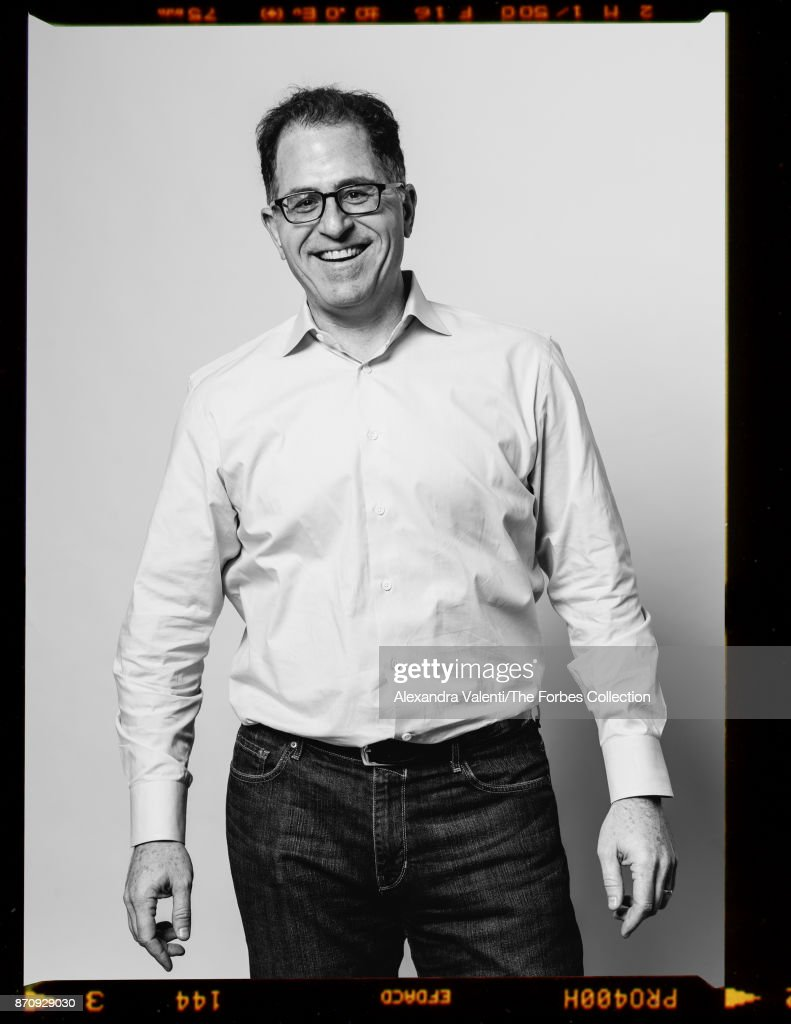 Michael Dell, Forbes Magazine, September 5, 2017