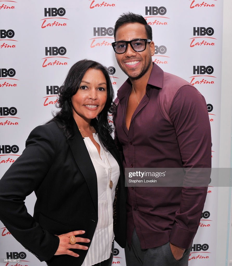 Romeo Santos Press Event Presented By HBO Latino