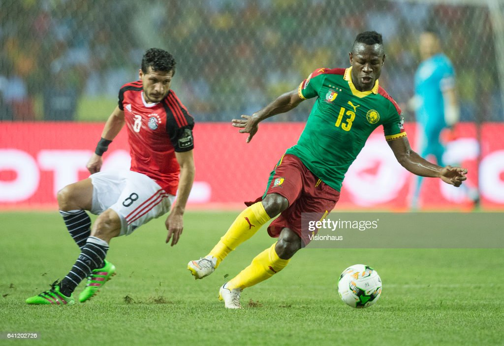 Cameroon v Egypt - 2017 Africa Cup of Nations Final : News Photo