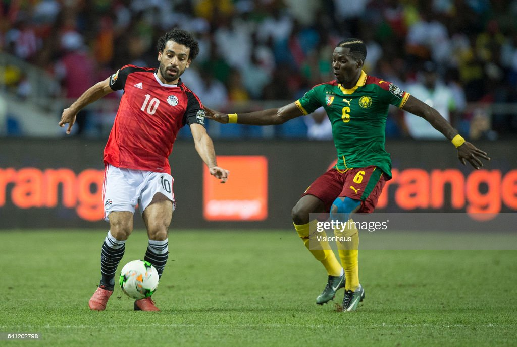 Cameroon v Egypt - 2017 Africa Cup of Nations Final : ニュース写真
