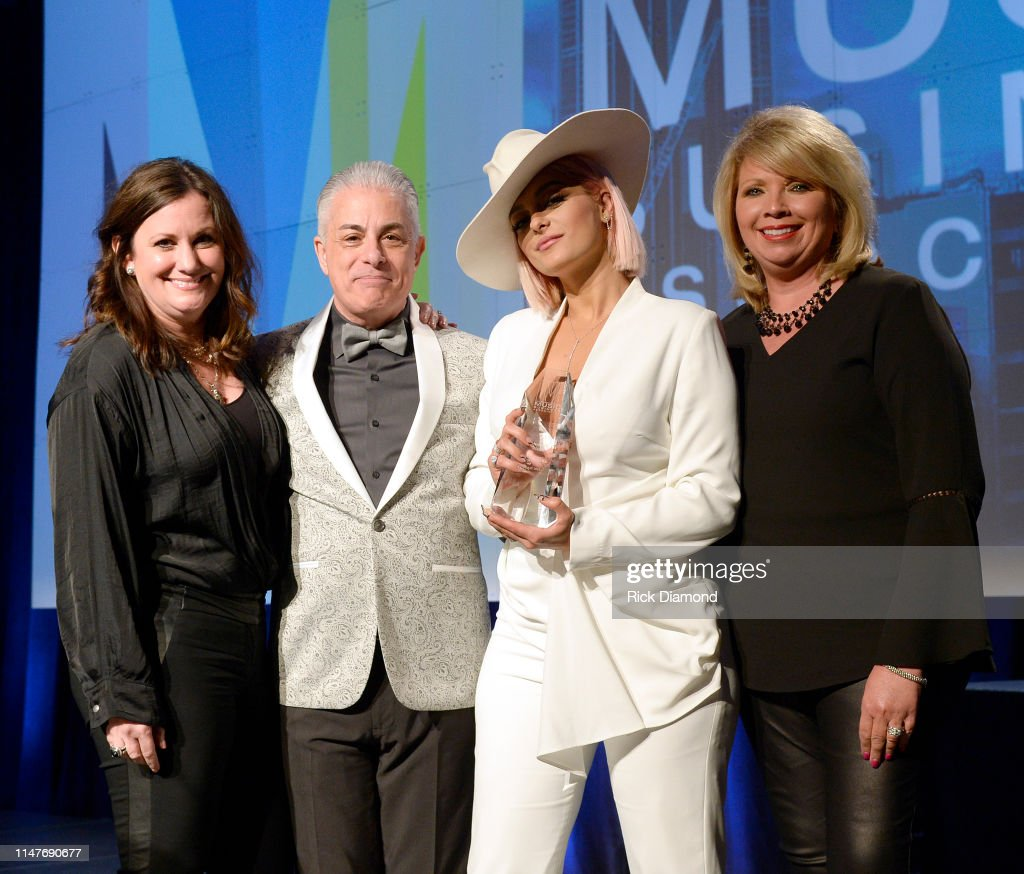 Music Business Association Awards And Hall Of Fame Dinner : News Photo