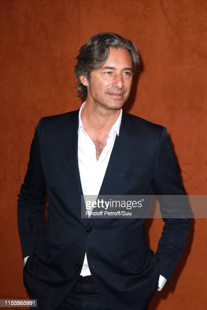 CEO of Facebook France Laurent Solly attends the 2019 French Tennis Open Day Eleven at Roland Garros on June 05 2019 in Paris France