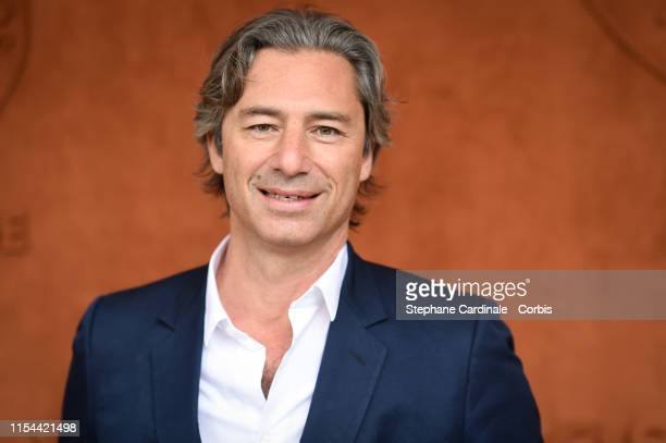 CEO of Facebook France Laurent Solly attends the 2019 French Tennis Open Day Thirteen at Roland Garros on June 07 2019 in Paris France