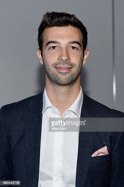 CEO of Fetch James Connelly poses at the Designing A Business For The New Consumer panel during Advertising Week 2015 AWXII at the ADARA Stage at...