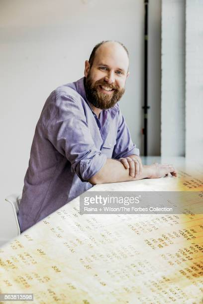 CEO of FreshBooks Mike McDerment is photographed for Forbes Magazine on April 4 2017 in Toronto Ontario PUBLISHED IMAGE CREDIT MUST READ Raina...