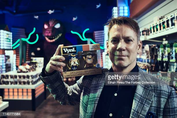 CEO of Funko Brian Mariotti is photographed for Forbes Magazine on October 17 2018 in Everett Washington PUBLISHED IMAGE CREDIT MUST READ Ethan...
