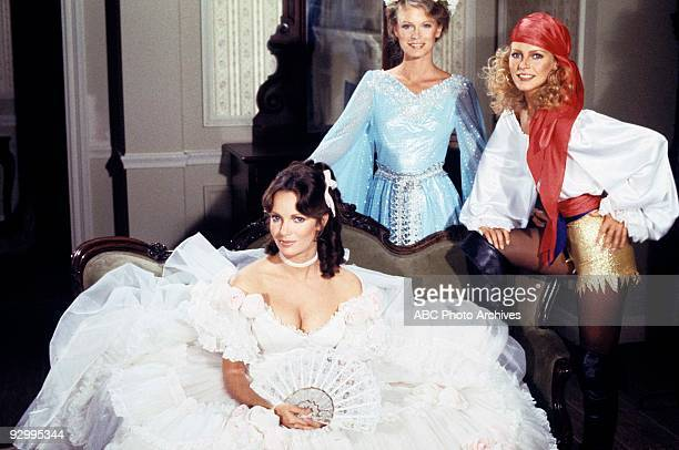 S ANGELS 'Of Ghosts and Angels' airdate 1/2/80 season 4 Jaclyn Smith Shelley Hack Cheryl Ladd