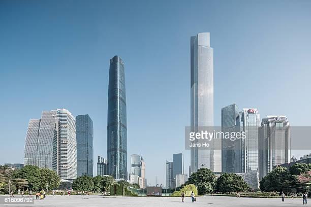 CBD of Guangzhou