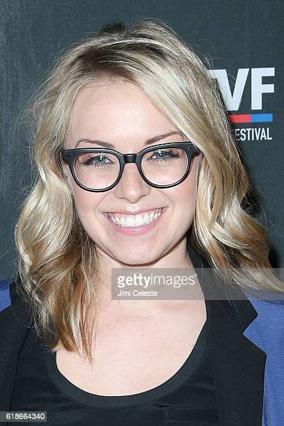 VP of HBO Programming Kathleen McCaffrey attends the 12th Annual New York Television Festival Creative Keynote A Conversation With 'Girls' 12th...