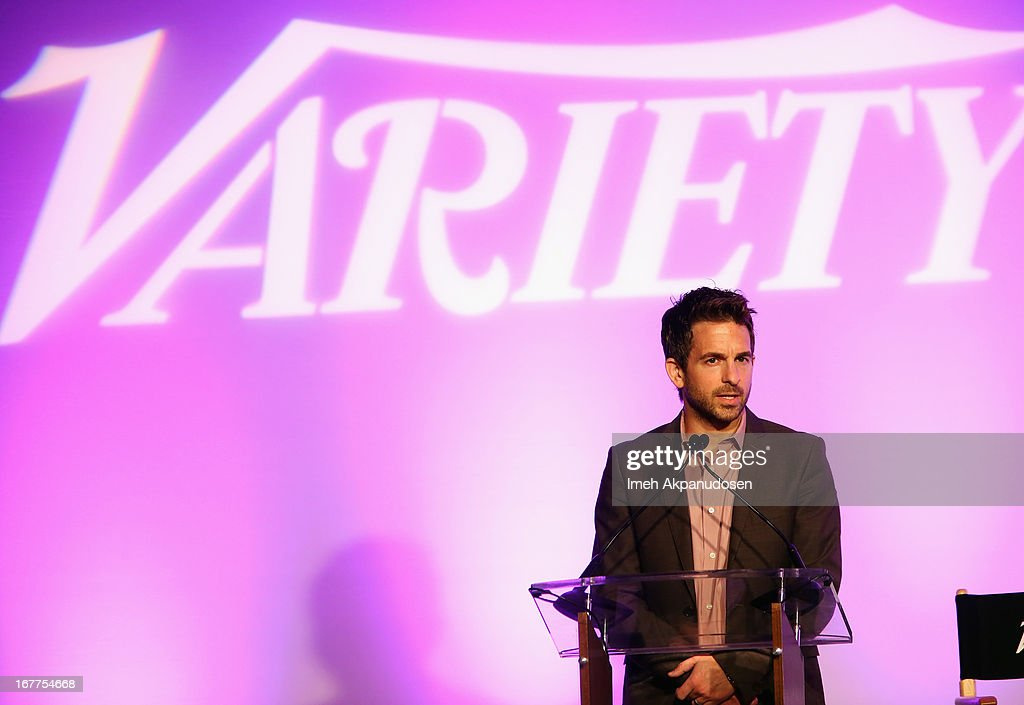 CEO of Interpret Grant Johnson speaks onstage at Variety's Spring 2013 Entertainment and Technology Summit Co-Produced with Digital Hollywood at Ritz Carlton Marina Del Rey on April 29, 2013 in Marina del Rey, California.