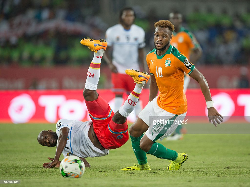 Ivory Coast v DR Congo - 2017 Africa Cup of Nations: Group C