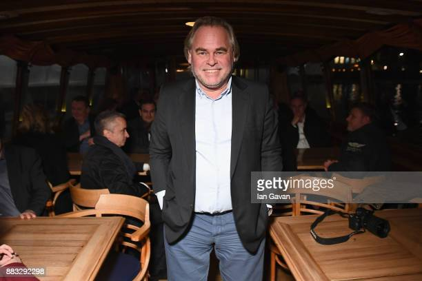 CEO of Kaspersky Lab Eugene Kaspersky attends a Christmas Dinner With Eugene Kaspersky on November 30 2017 in Amsterdam Netherlands
