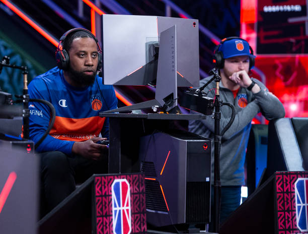 NY: Knicks Gaming v Bucks Gaming