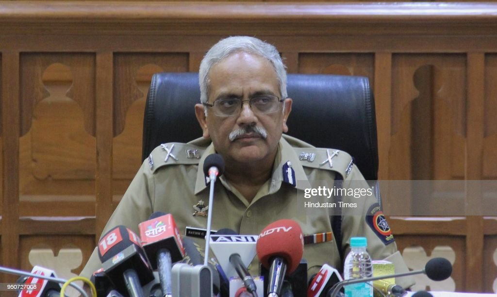 Maharashtra DGP Satish Mathur Addresses Media On Gadchiroli Attack, 16 Naxals killed