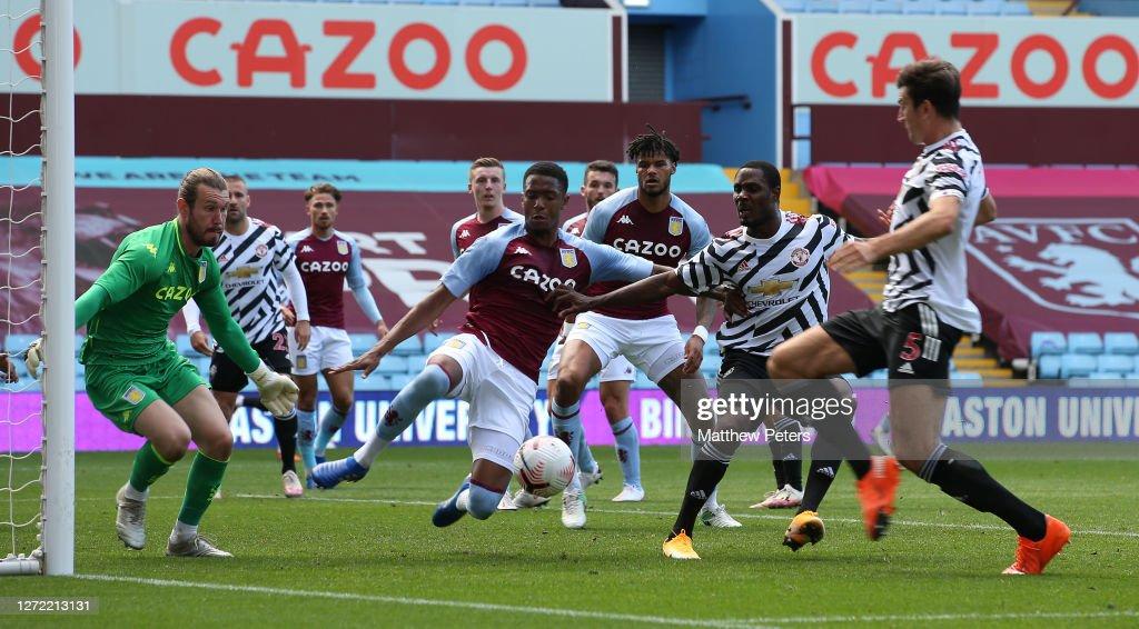 Manchester United v Aston Villa: Pre-Season Friendly : News Photo