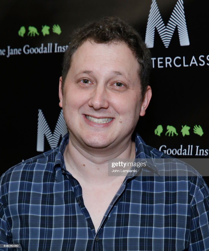 CEO of MasterClass, David Rogier attends 'Dr. Jane Goodall's MasterClass' New York screening at the Whitby Hotel on September 12, 2017 in New York City.