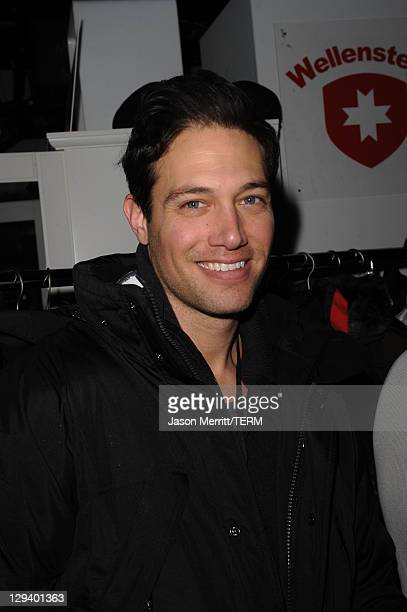 Of Maurice Villency Inc, Eric Villency attends The Samsung Galaxy Tab Lift on January 23, 2011 in Park City, Utah.