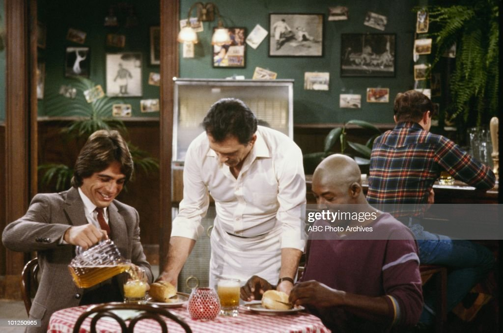 TAXI - 'Of Mice and Tony' which aired on December 10, 1981. (Photo by ABC Photo Archives/ABC via Getty Images) TONY