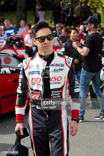 Of Mike CONWAY , Kamui KOBAYASHI , Jose Maria LOPEZ during the 24h du Mans on June 14, 2019 in Le Mans, France.