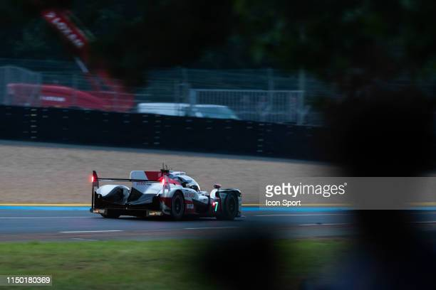 Of Mike CONWAY , Kamui KOBAYASHI , Jose Maria LOPEZ during the 24h du Mans on June 15, 2019 in Le Mans, France.