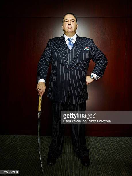 CEO of Mizuho Securities John Koudounis is photographed for Forbes Magazine on July 15 2015 in Chicago Illinois CREDIT MUST READ David Yellen/The...