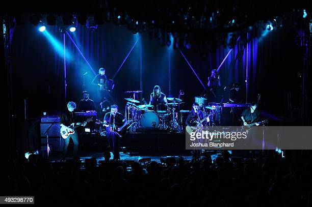 Of Monsters and Men perform at the benefit concert for MusiCares at the El Rey Theater on Sunday, October 18 in Los Angeles. For more information on...