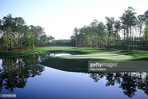 TPC of Myrtle Beach's tenth hole designed by Tom Fazio and opened for play in 1999