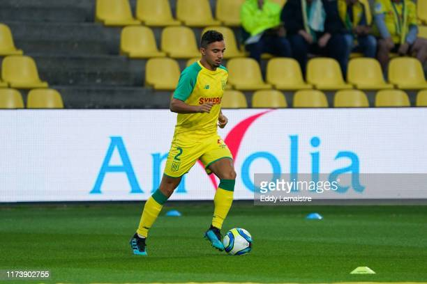FABIO of Nantes during the Ligue 1 match between FC Nantes and OGC Nice at Stade de la Beaujoire on October 5 2019 in Nantes France