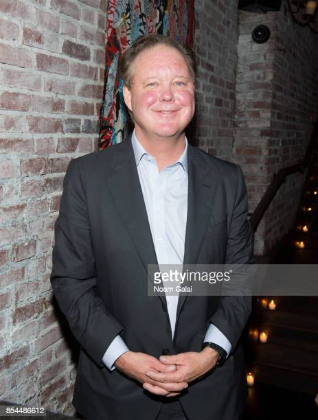 CEO of NASCAR Brian France attends the Angel Ball 2017 launch party at TAO Downtown on September 26 2017 in New York City