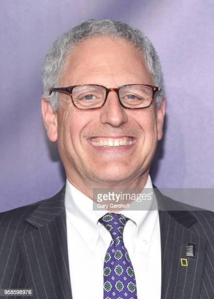 CEO of National Geographic Gary Knell attends the 22nd Annual Webby Awards at Cipriani Wall Street on May 14 2018 in New York City