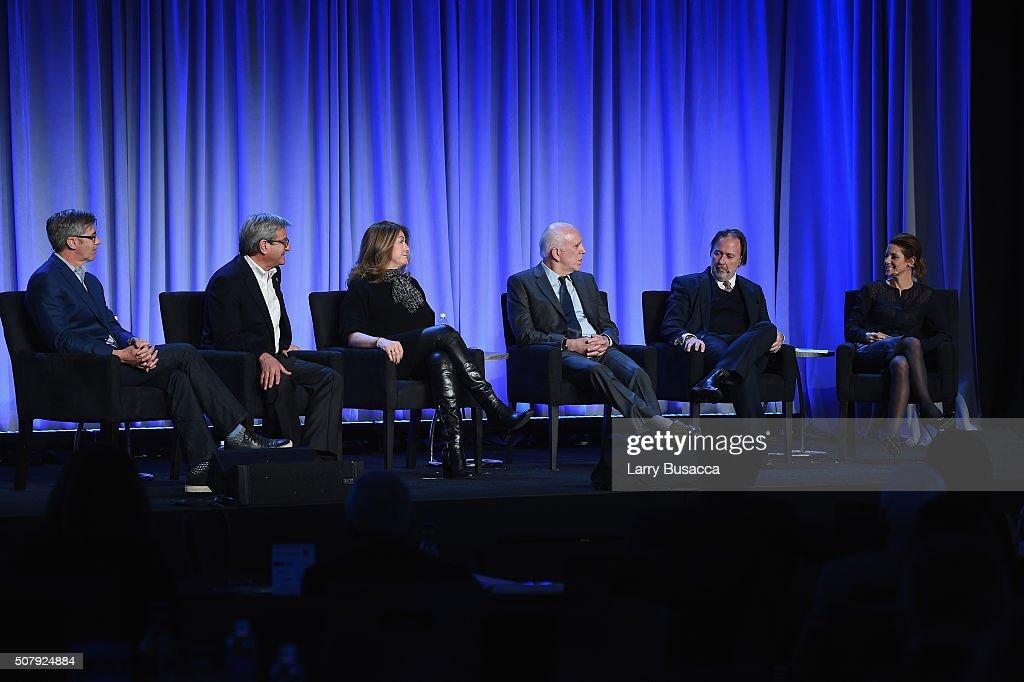 American Magazine Media Conference - Day 1 : News Photo