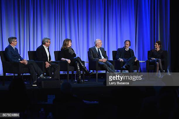 CEO of National Geographic Partners Declan Moore President and CEO of Forbes Media LLC Michael Perlis President of Dwell Media Michela O'Connor...