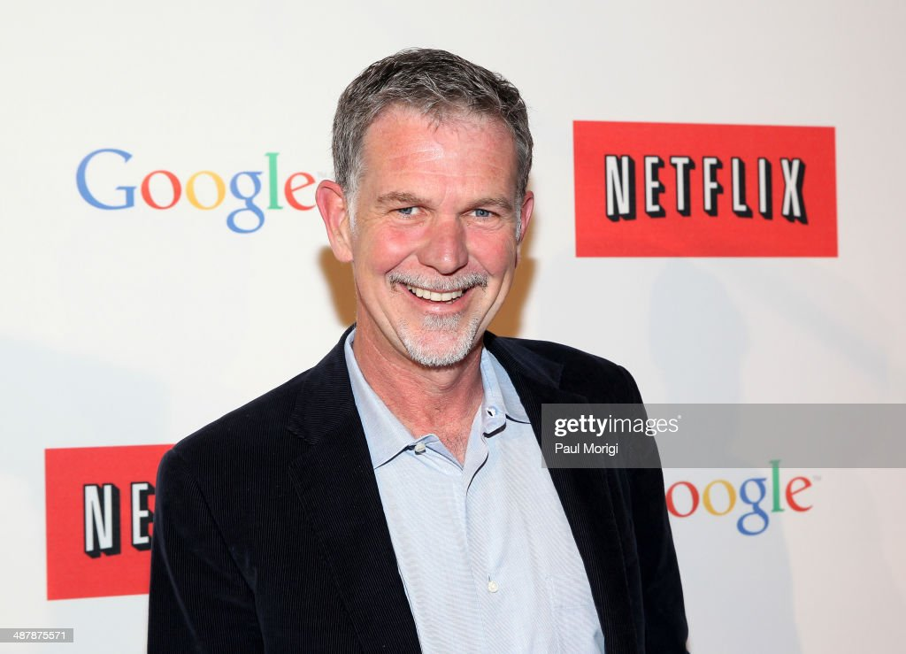 Google And Netflix Co-Host Party On The Eve Of The White House Correspondents' Dinner : News Photo
