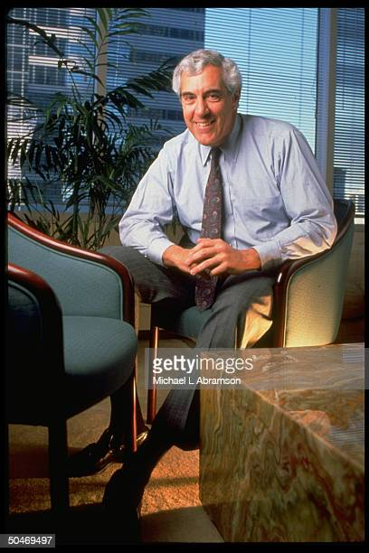 CEO of Northwest Airlines Frederick B Rentschler