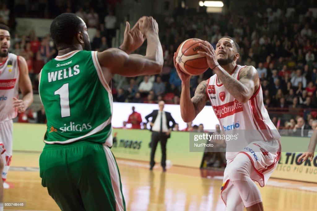 Openjobmetis Varese v Avellino - Italy Lega Basket of Serie A