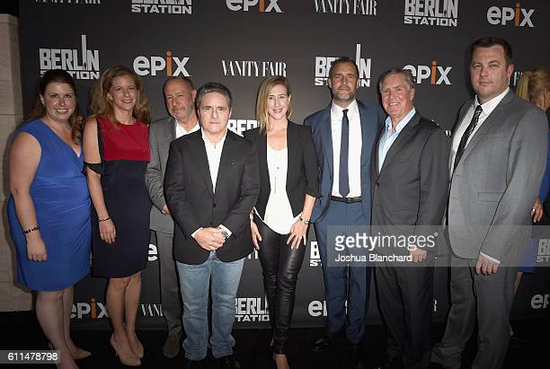 EVP of Original Programming at EPIX Jocelyn Diaz Anonymous Content EP Kerry KohanskyRoberts Anonymous Content EP Steve Golin Chairman and CEO of...