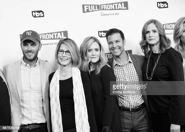 SVP of Original Programming at TBS Thom Hinkle Executive producer Jo Miller Executive producer/host Samantha Bee EVP of Original Programming at TBS...