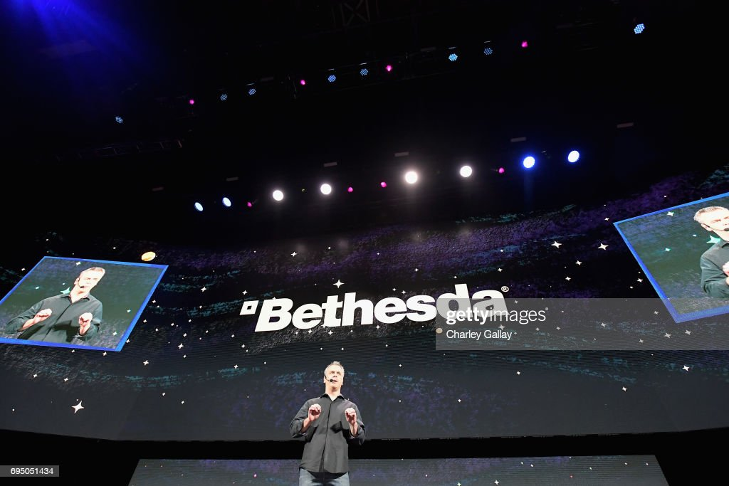 VP of PR and Marketing, Bethesda Softworks Pete Hines