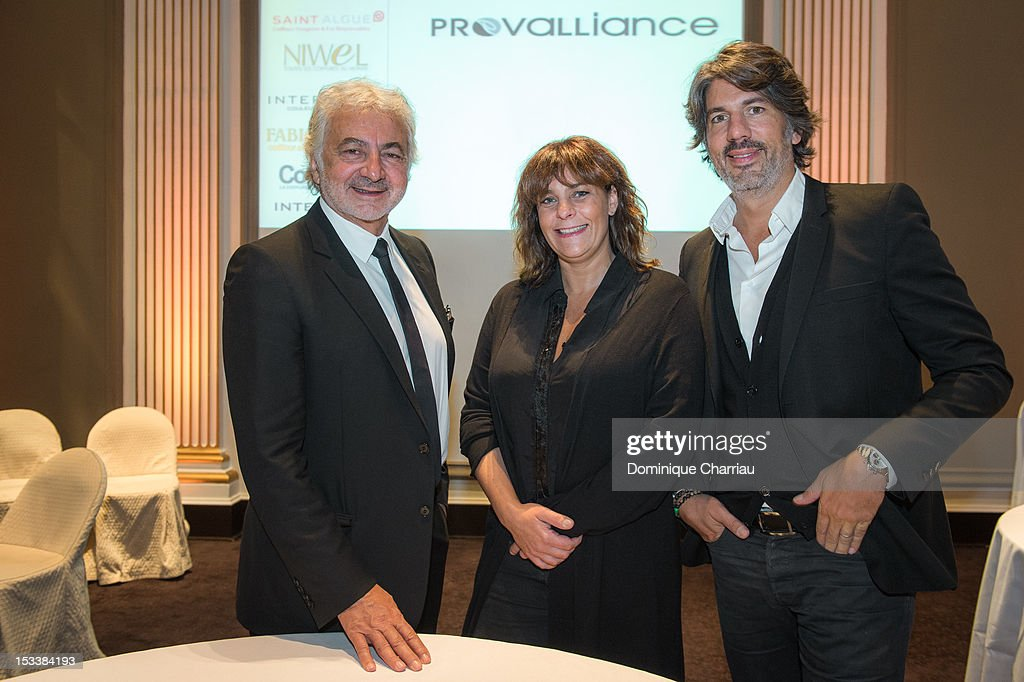 Provalliance Group Unveils New Capital Structure - Press Conference : News Photo