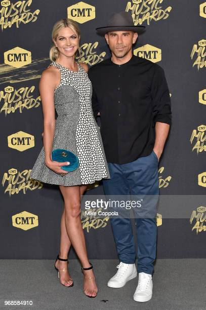 Of Rockit Ranch Productions Billy Dec and guest attend the 2018 CMT Music Awards at Bridgestone Arena on June 6, 2018 in Nashville, Tennessee.